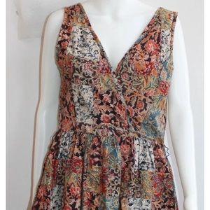 Tommy Hilfiger Patchwork Dress